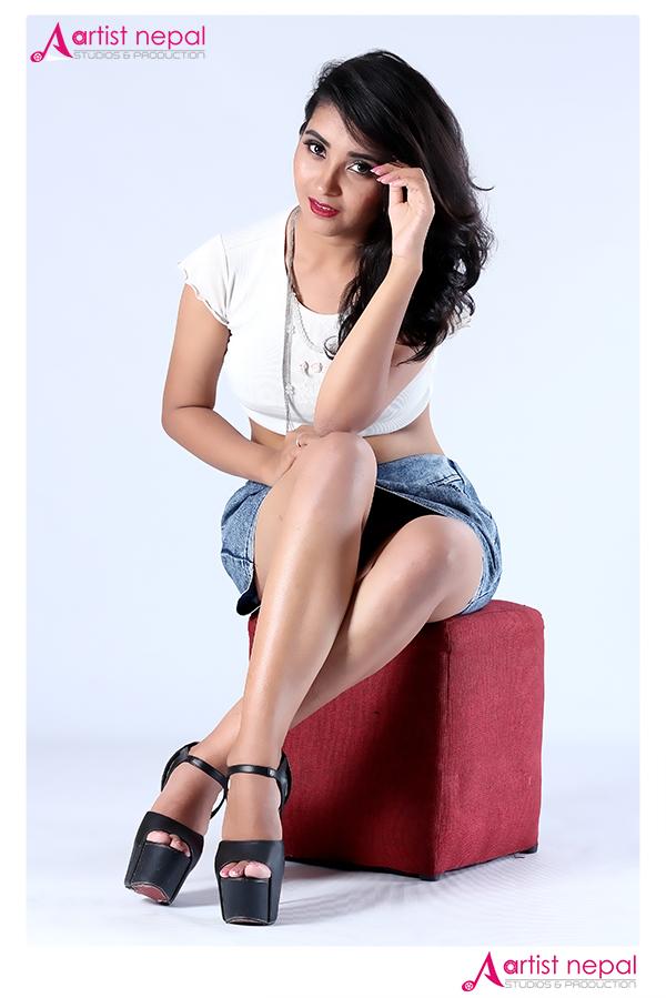 ArtistNepal- Nikhita Sharma - Nepali Model (20)