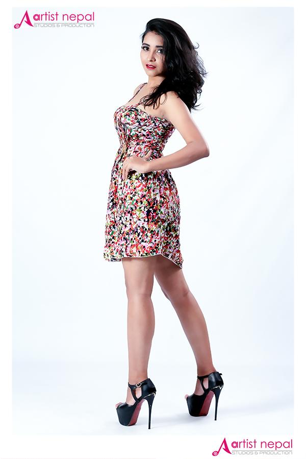 ArtistNepal- Nikhita Sharma - Nepali Model (21)