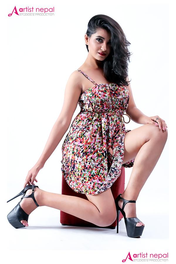 ArtistNepal- Nikhita Sharma - Nepali Model (3)