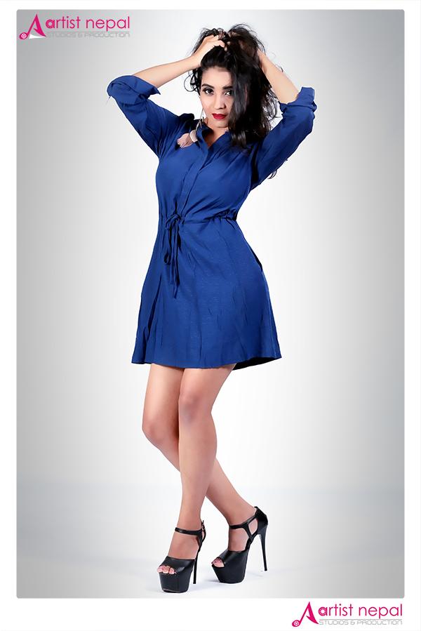 ArtistNepal- Nikhita Sharma - Nepali Model (5)