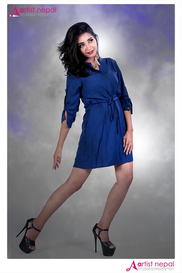 ArtistNepal- Nikhita Sharma - Nepali Model (9)